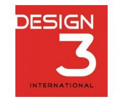 Design 3 International (D3I)