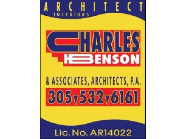 Charles H. Benson & Associates, Architects - 1