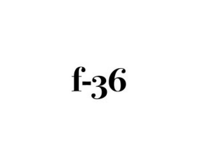F36 - 1